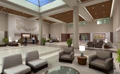 Baylor Sammons Collins Cancer Center Renovation