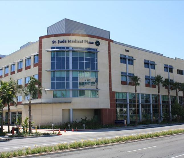 st jude medical office building